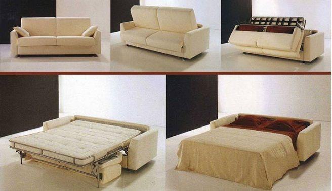 Muebles multifuncionales. Sillón tranformable . Sofá cama sistema iltaliano #mueble #multifuncion #furniture