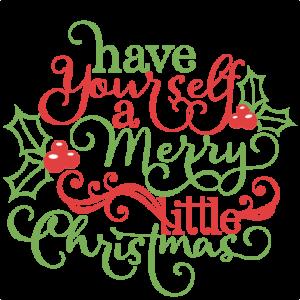 Scrapbooking Svg Files Digital Scrapbooking Cute Clipart Daily Svg Freebies Clip Art Svg Files For Scrapbooking Christmas Phrases Cricut Christmas Svg