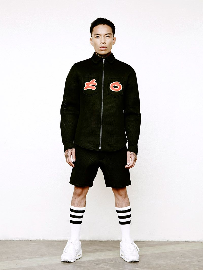 Fucking Young! » Kevin Hey for Tolga Ozturk S/S 2014