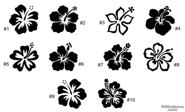 Hibiscus Tattoo Google Search Hawaii Flower Tattoos Hibiscus Flower Tattoos Hawaiian Flower Drawing,Simple Graphic Design Artwork
