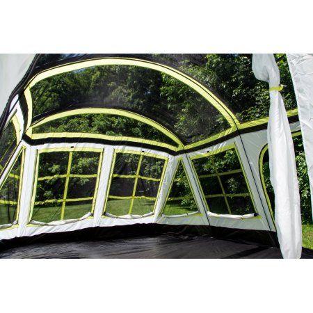 Tahoe Gear Glacier 14-Person 3-Season Cabin Tent + Rain Fly | TGT  sc 1 st  Pinterest & Tahoe Gear Glacier 14-Person 3-Season Cabin Tent + Rain Fly | TGT ...