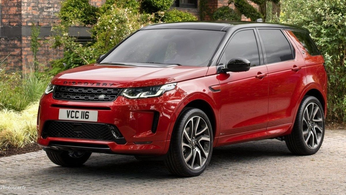Land Rover Discovery Sport 2020 Modifications