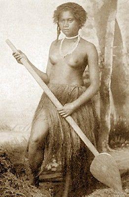 Samoa Sex Lady 80