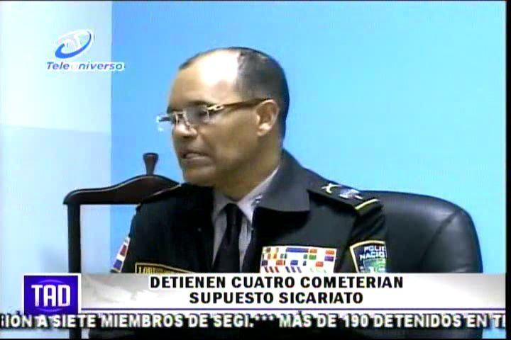 Detienen Cuatro Cometerian Supuesto Sicariato #Video