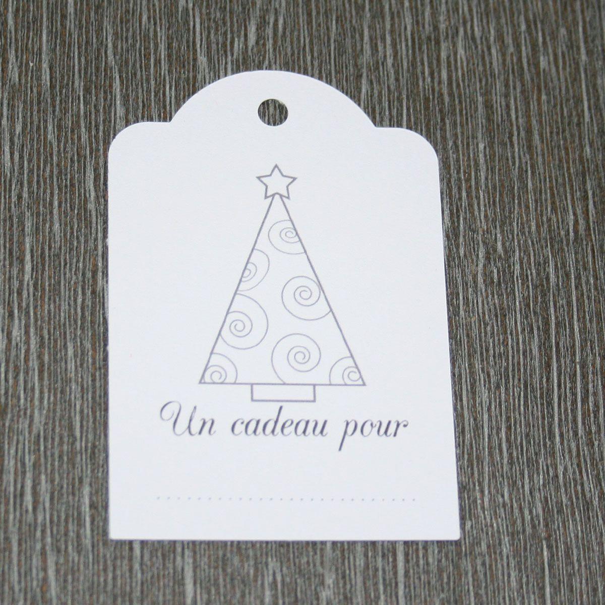 """9 étiquettes cadeau """"Un cadeau pour..."""" : Emballages cadeaux par creerpourvous"""