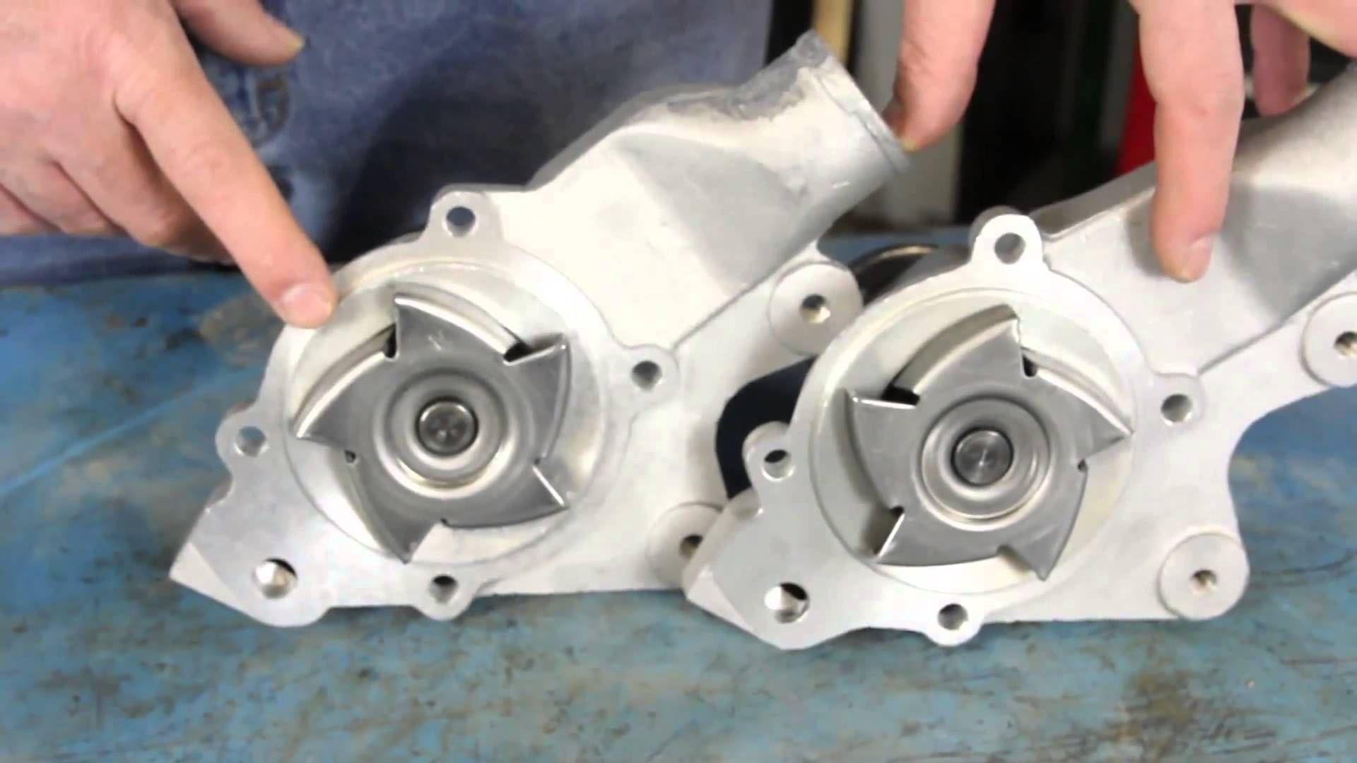 Standard Vs Reverse Rotation Water Pumps Advance Auto Diy Repair Water Pumps Car Maintenance