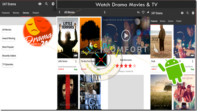Watch TV Stream Online - 247 Drama Movies & TV APK For