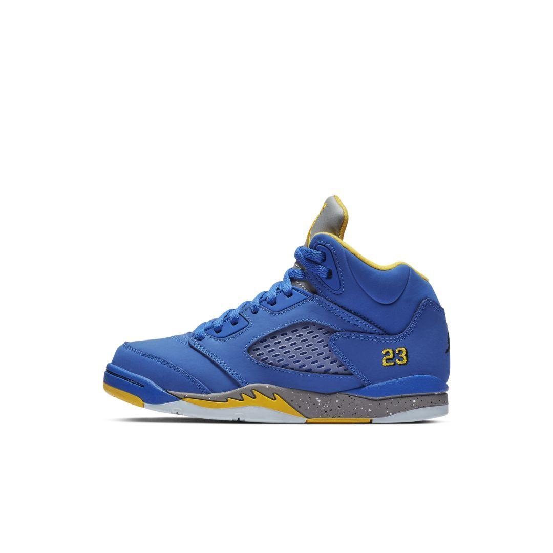 100% authentic 4a58a 30676 Air Jordan 5 Laney JSP Little Kids' Shoe | Products in 2019 ...