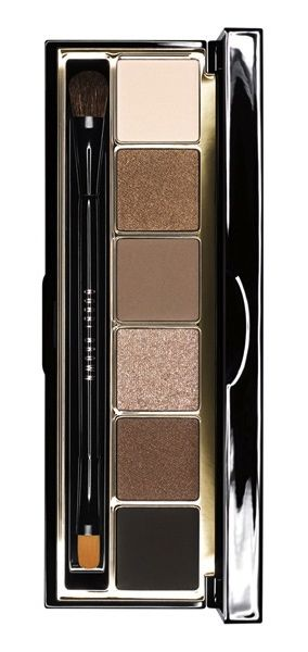 Bobbi Brown 'Smokey Warm' Eyeshadow Palette. Warm colors are great for fall right? Well you can work those warm browns and tans into your eye make-up.
