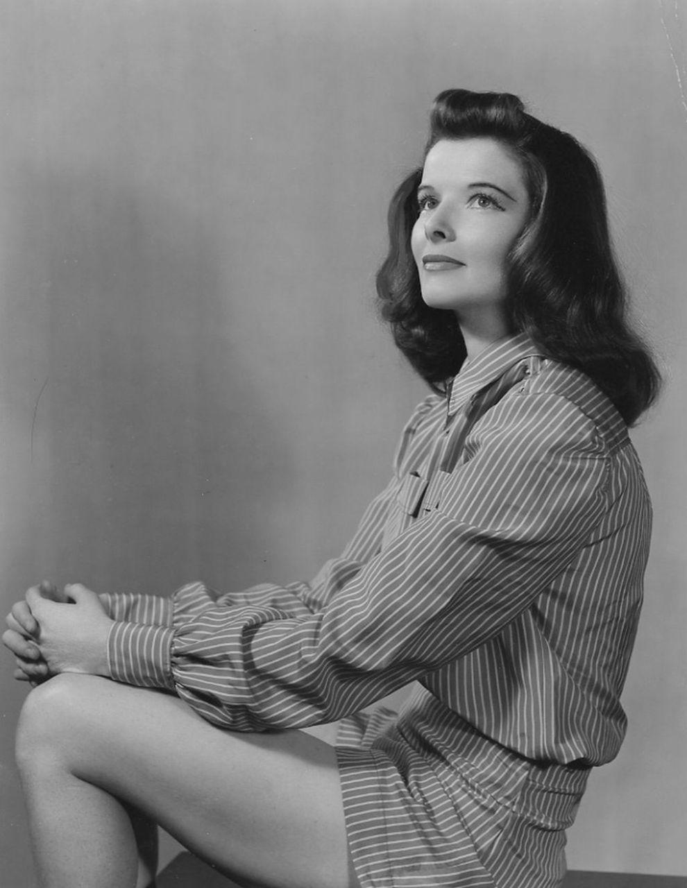 Katherine Hepburn Katharine Hepburn Katherine Hepburn Hepburn