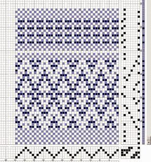 točil, tkane 6S/8T LOOKS LIKE A GOOD TOWEL OPTION WITH A SIMPLE BORDER, PLAIN WEAVE AND FANCY CENTER BAND.