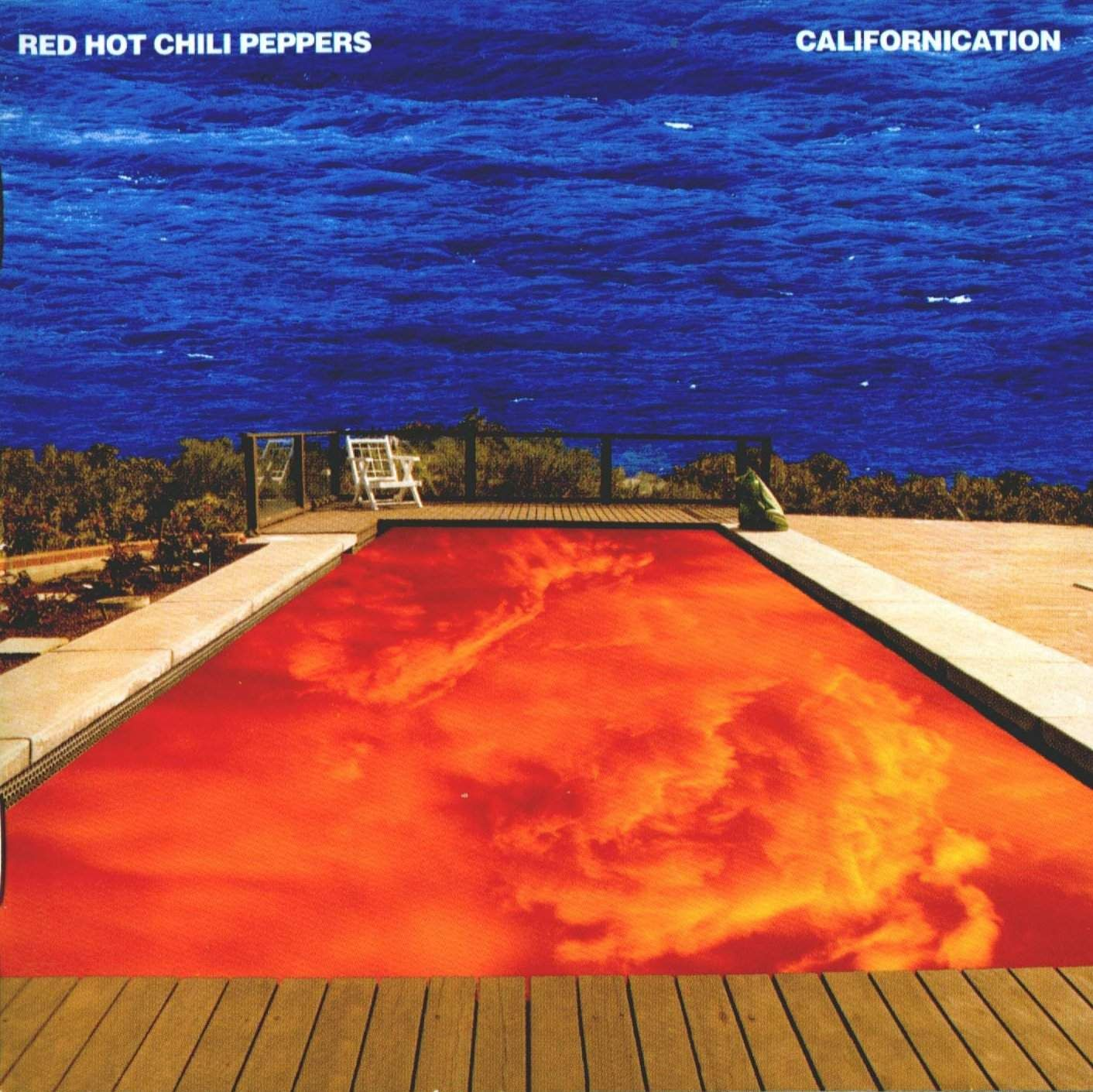 Californication by Red Hot Chili Peppers. | Album Covers | Pinterest ...