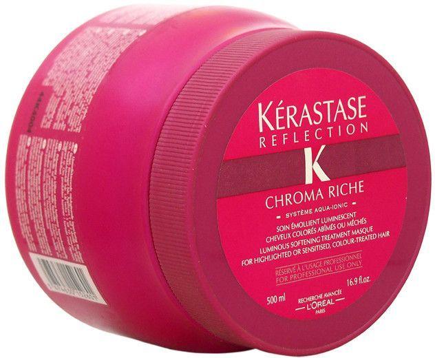 Unisex Kerastase Reflection Chroma Riche Luminous Softening Treatment Masque