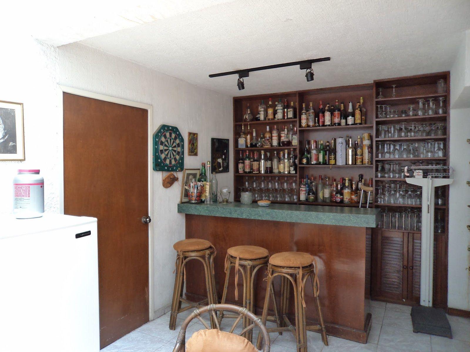 Bar En Casa Peque A Buscar Con Google Living Comedor