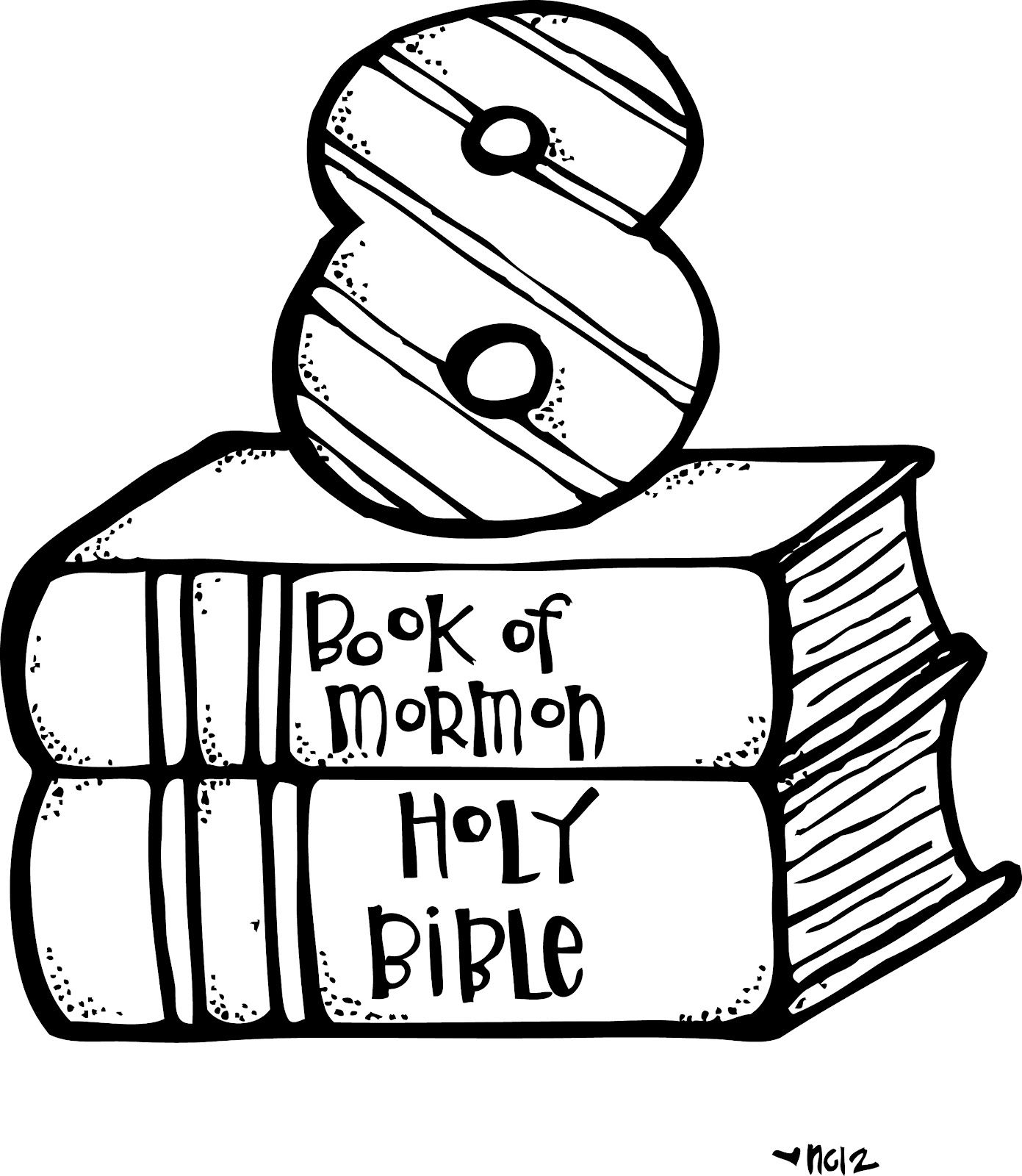 free printables to help memorize the articles of faith