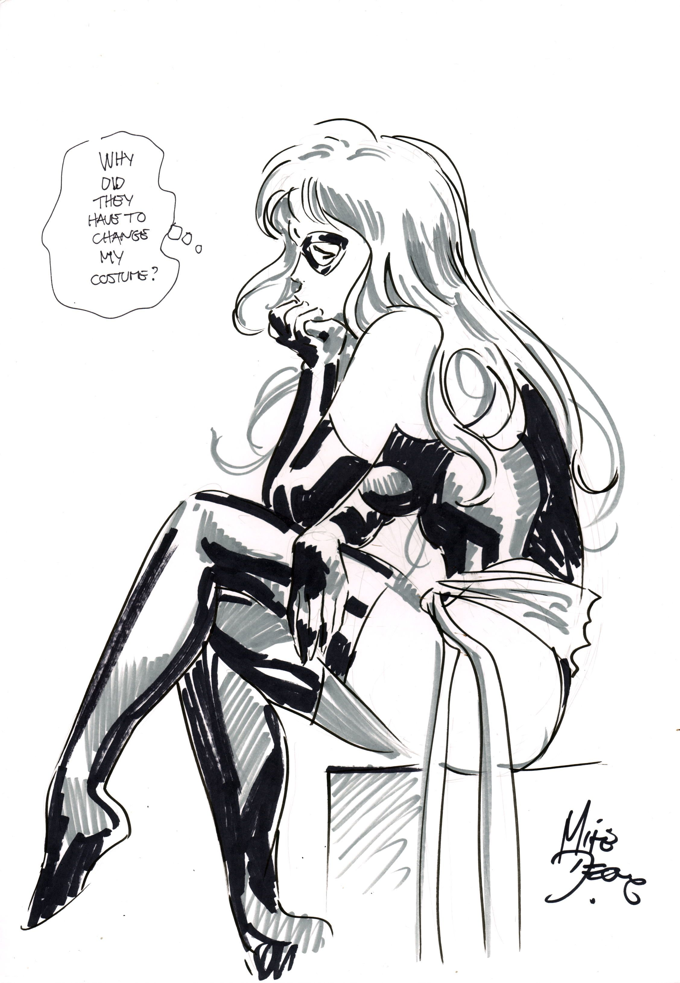 miss-marvel.jpg (2255×3258) | Mike Deodato Jr Artist | Pinterest