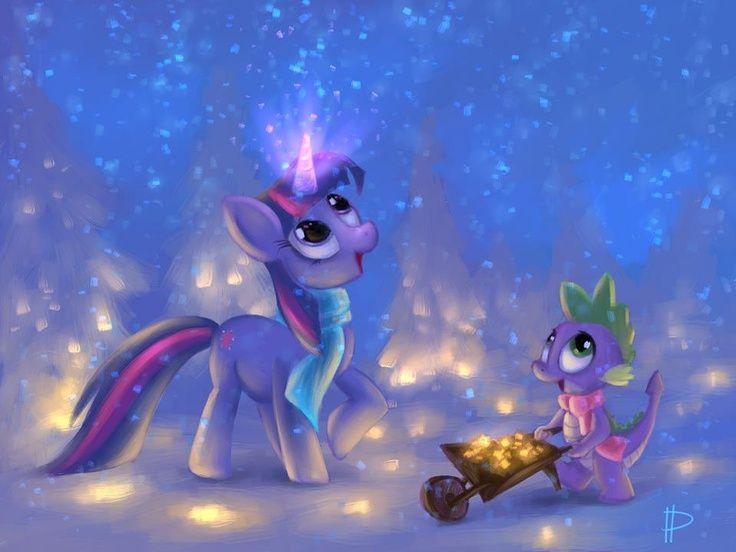 My Little Pony Christmas   So many sprakles / Christmas   My little Pony
