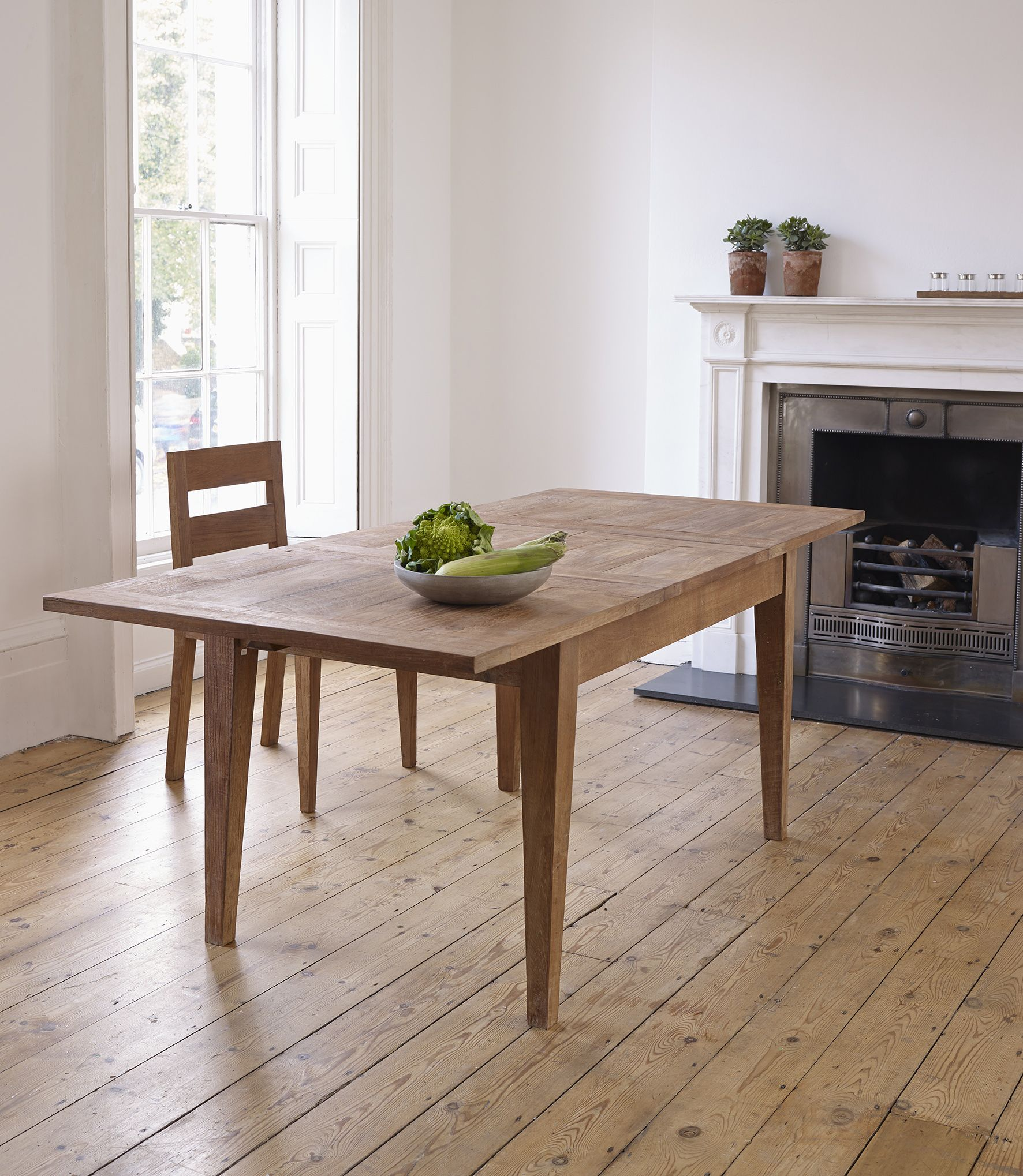 Our Sumatra Dining Tables Are Handmade In Indonesia From Reclaimed
