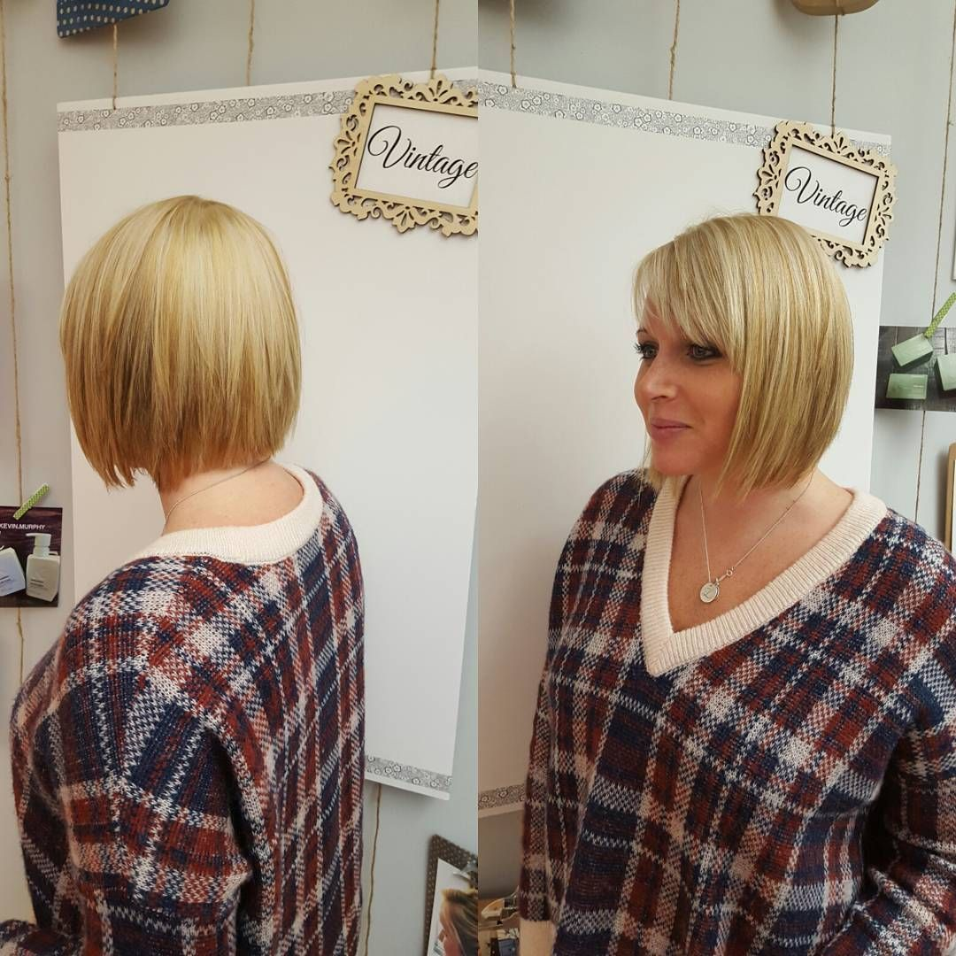 Amazing cut and color by Christel at Vintage Hair Salon