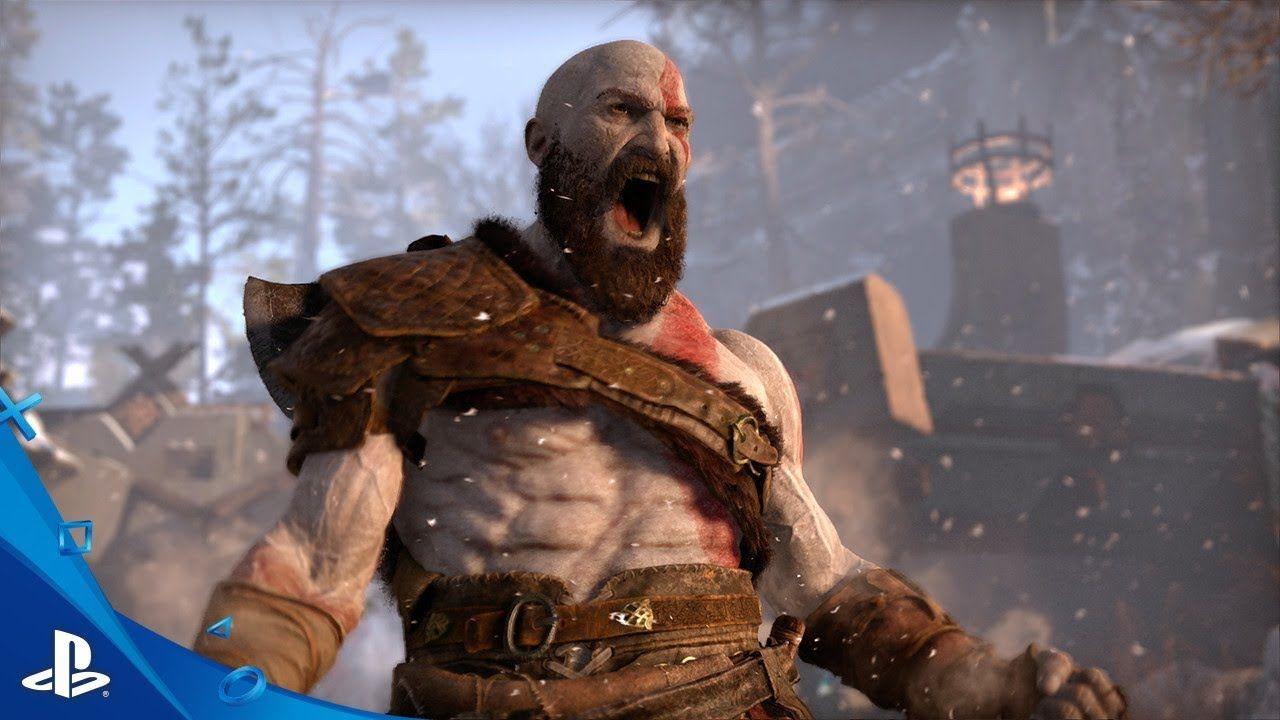 God Of War 4 New Trailer Start Up Story 2018 Youtube God Of