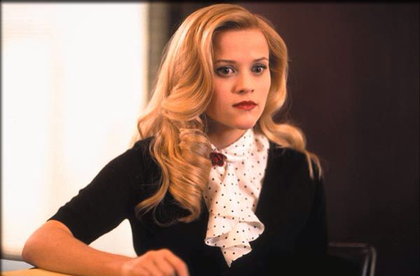 Reese Witherspoon...love this shade of strawberry blonde!