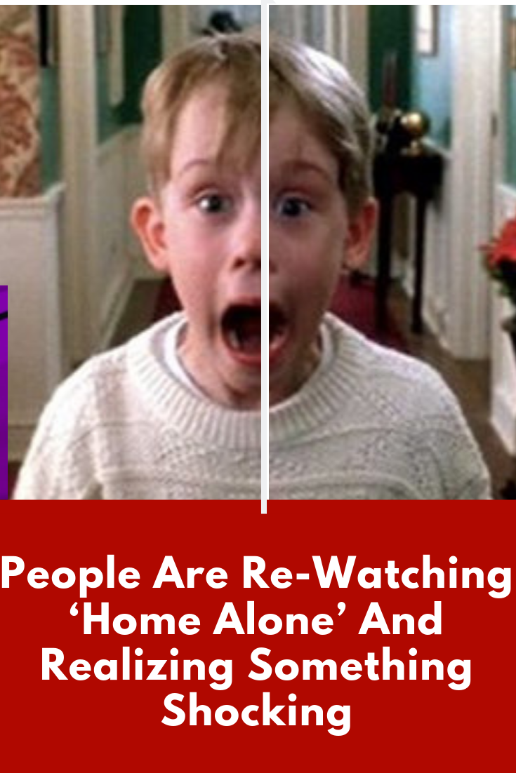 People Are Re Watching Home Alone And Realizing Something Shocking Humor About Me Blog Awesome Wow