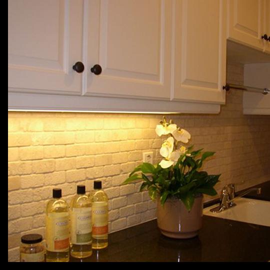stone subway tile backsplash kitchen