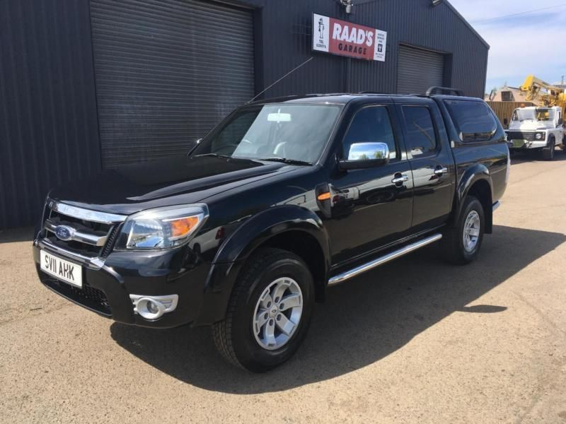 Sold Ford Ranger 2 5 Tdci Xlt Double Cab 4x4 Pickup Diesel One Owner Ford Ranger Ranger Ford