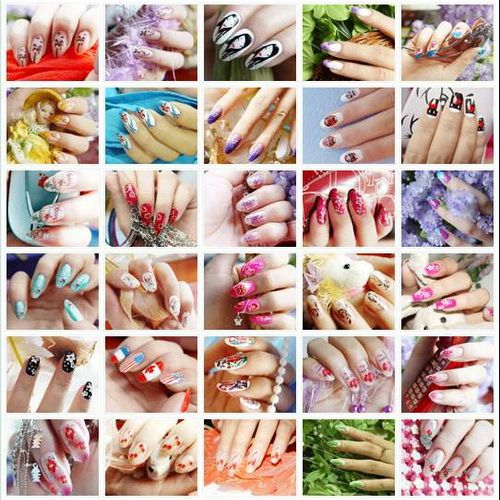 Nail Polish Design Ideas choose the nail polish design and color which suits you best and use a thin Cool Nail Polish Designs Nail Polish Designs Ideas Nail Designs Inspiration