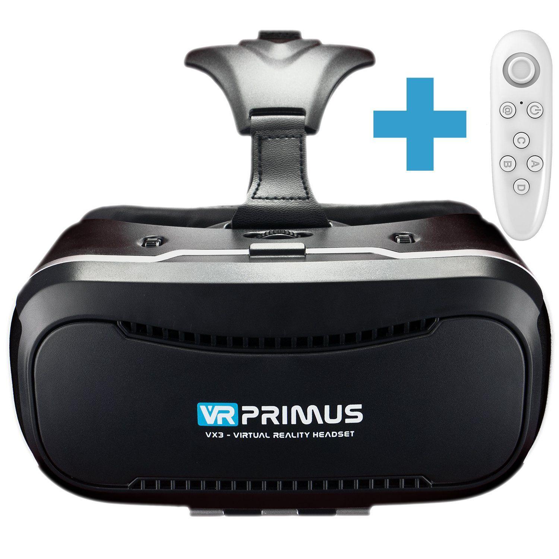 le dernier le dernier faire les courses pour Casque VR VR-PRIMUS VX3 + télécommande | Pour Smartphone 's ...