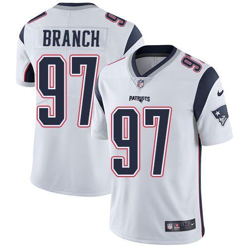 Ravens Justin Tucker 9 jersey Nike Patriots  97 Alan Branch White Men s  Stitched NFL Vapor Untouchable Limited Jersey Jaguars Blake Bortles jersey  Cardinals ... 49c73107207