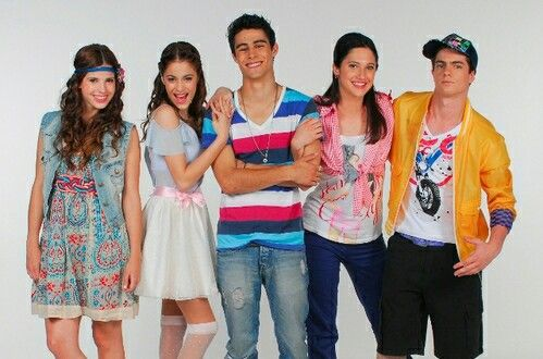 Kamila Violetta Thomas Francesca Maxi Martina Stoessel Joey Lawrence Disney Channel Shows