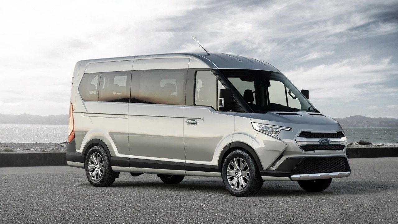 2020 Ford Transit Review Ford Transit Best New Cars New Cars