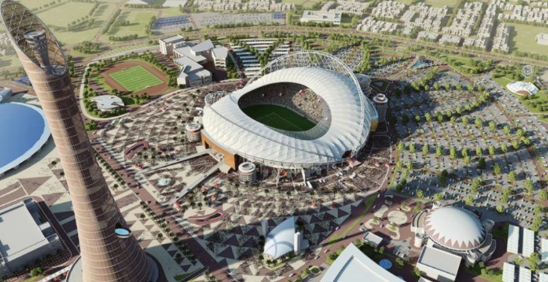 Fifa Announced That Four Matches Will Be Played Each Day During Group Stage Of 2022 Qatar Football World Cup Qata In 2020 World Cup Stadiums World Cup Match World Cup