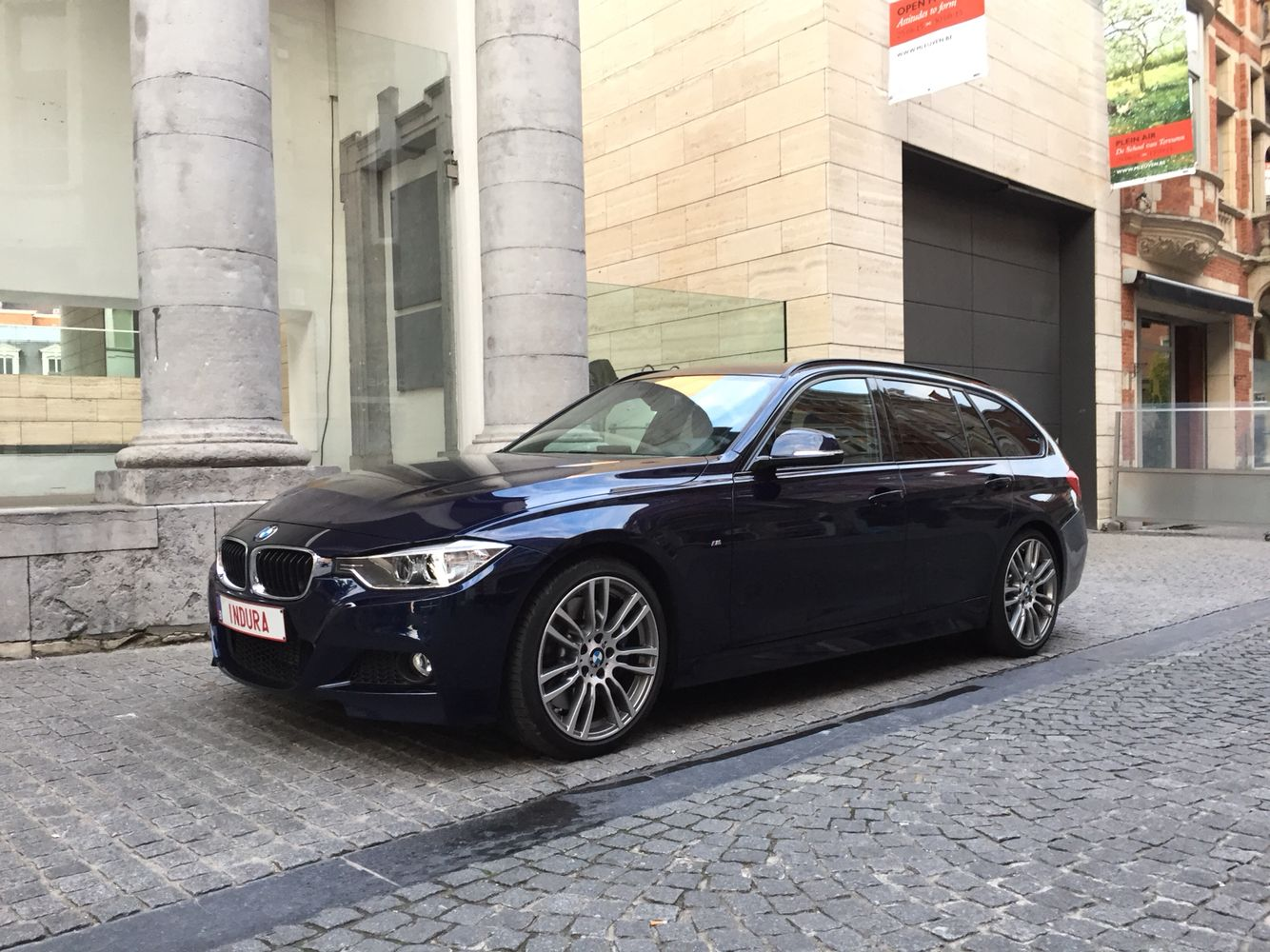 bmw f31 330d touring m sport tanzanite blue cars motorcycles pinterest bmw bmw touring. Black Bedroom Furniture Sets. Home Design Ideas