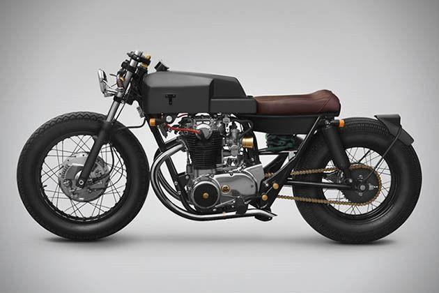 1968 YAMAHA XS650 BY THRIVE MOTORCYCLE