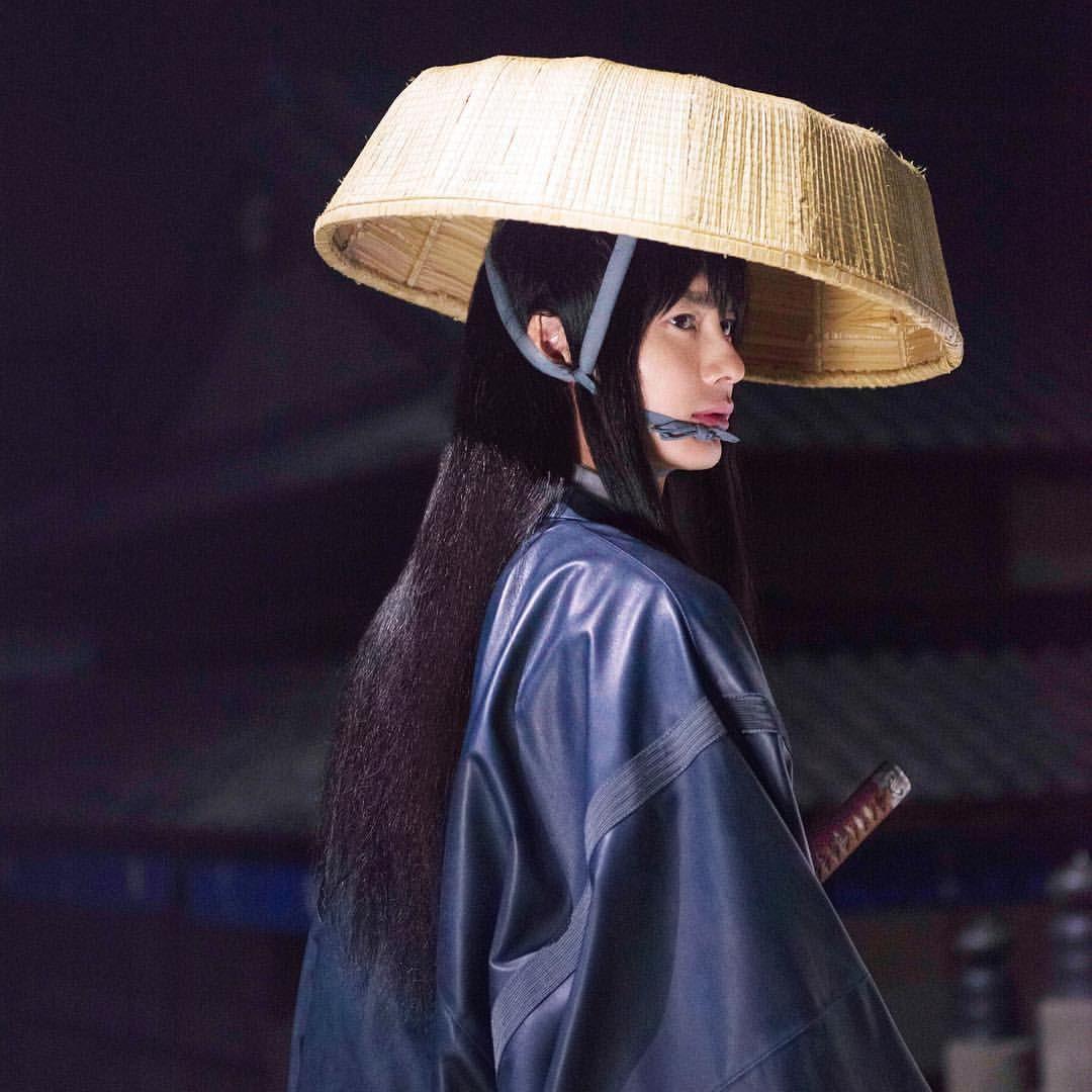 Okada Masaki as Katsura Kotarou in Gintama (2017) (Dengan
