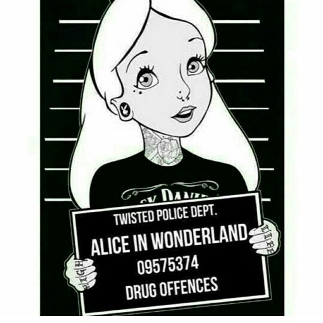 Alice Im Wunderland Porn baahaaaa❣twisted police department ❣❤💜🖐 | twisted