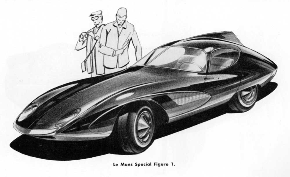 Sports Cars Of The Future By Strother Macminn Dean S Garage