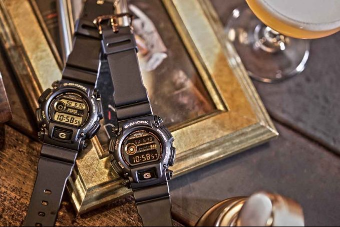 G G G Shock DW 9052GBX and Japan Bartender Lookbook   G Shock 2017 — New ... 33bcbe