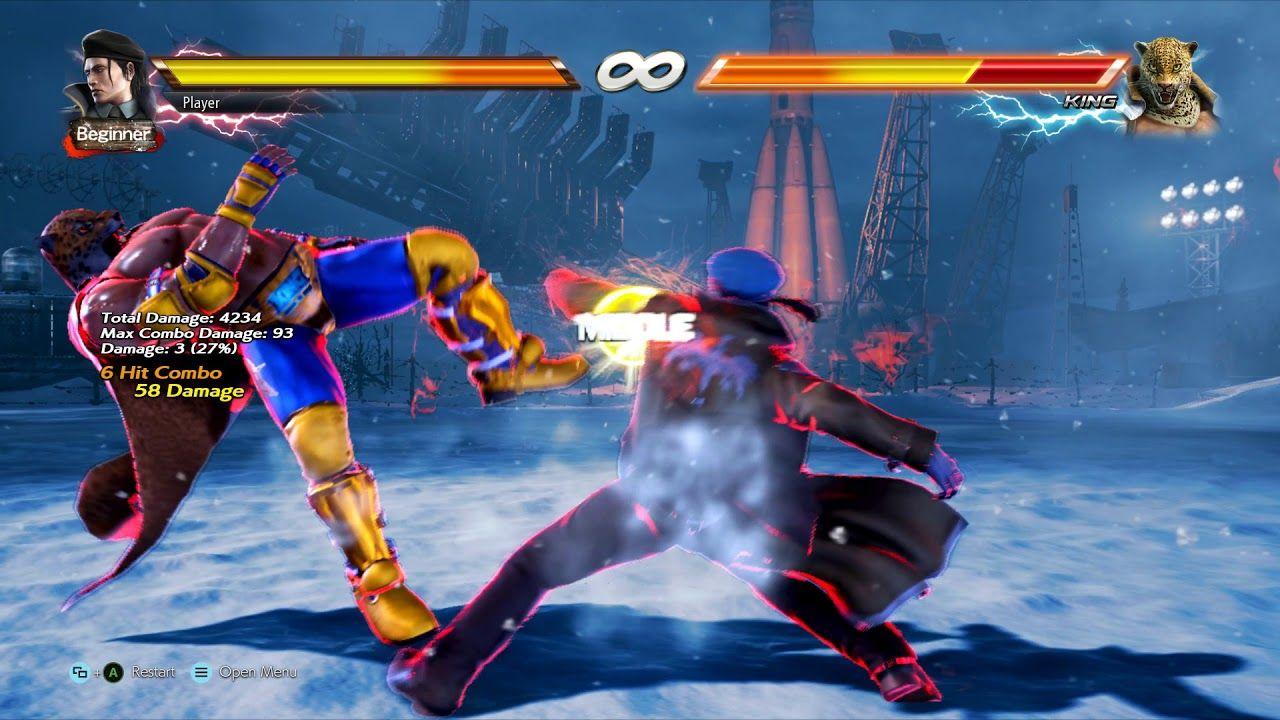 Tekken 7 Gameplay Walkthrough Lars juggle With Rage drive HD