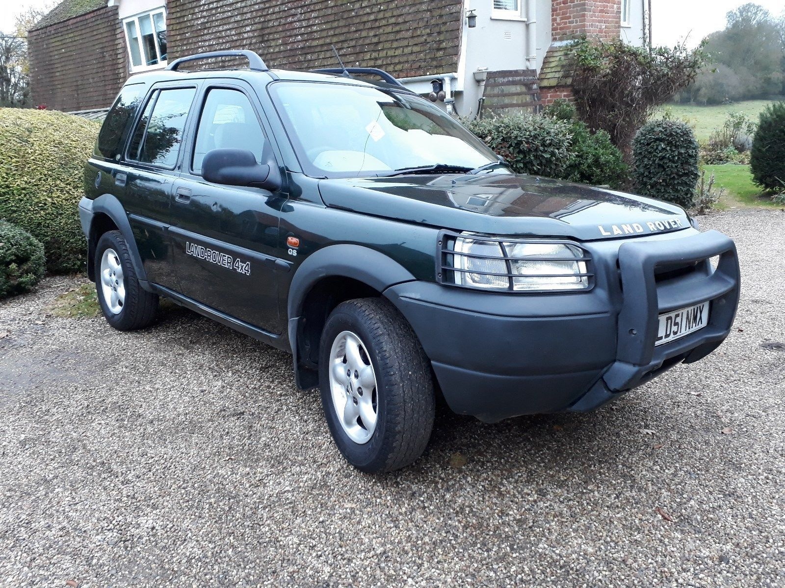 eBay: Land rover Freelander Td4 wagon 4x4 Automatic. Spares/repairs