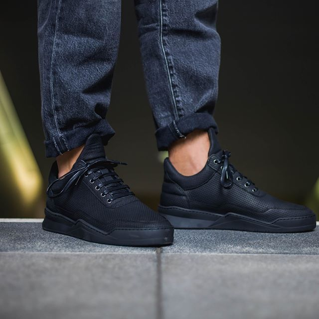 fillingpieces Low Top Ghost Microlane