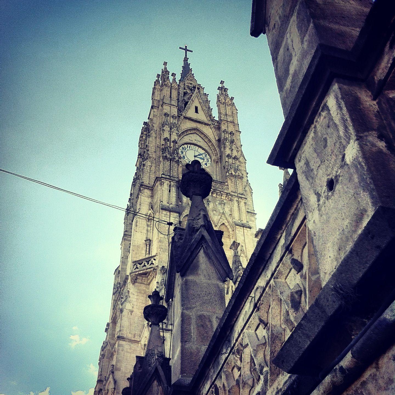 Centro histórico Quito!!!