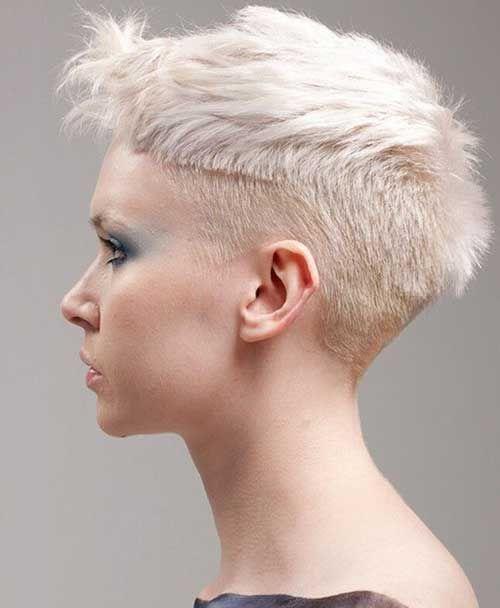Sehr Beliebt Kurze Haarschnitte Für Frauen Beliebt