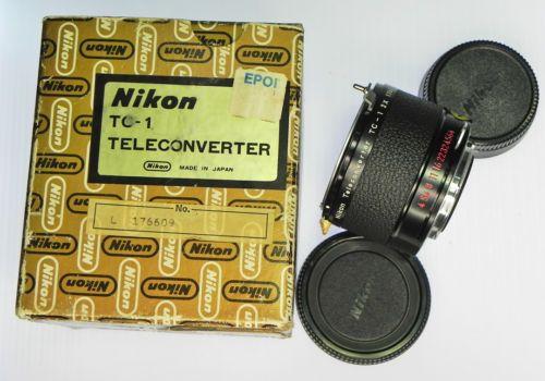 Nikon F TC-1 Converter
