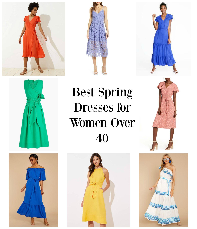 Best Spring Dresses For Women Over 40 Springdresses Sundress Over40fashion Fashionover40 Sprin Womens Dresses Spring Dresses Womens Fashion Casual Spring [ 2326 x 2000 Pixel ]