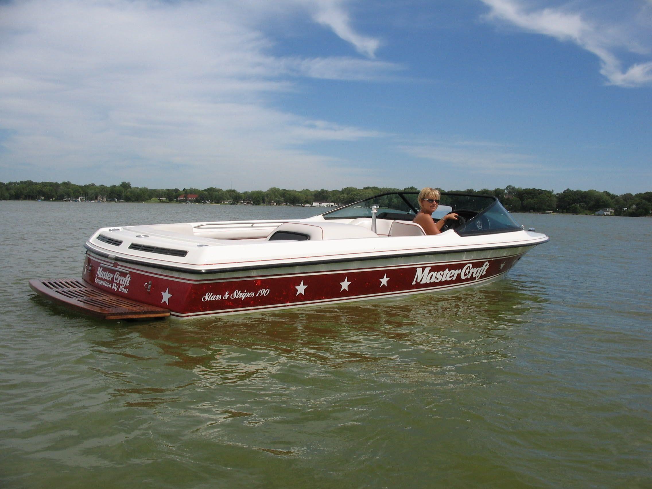 Photo By Steve Kwolek Wakeboard Boats Ski Boats Mastercraft Boat