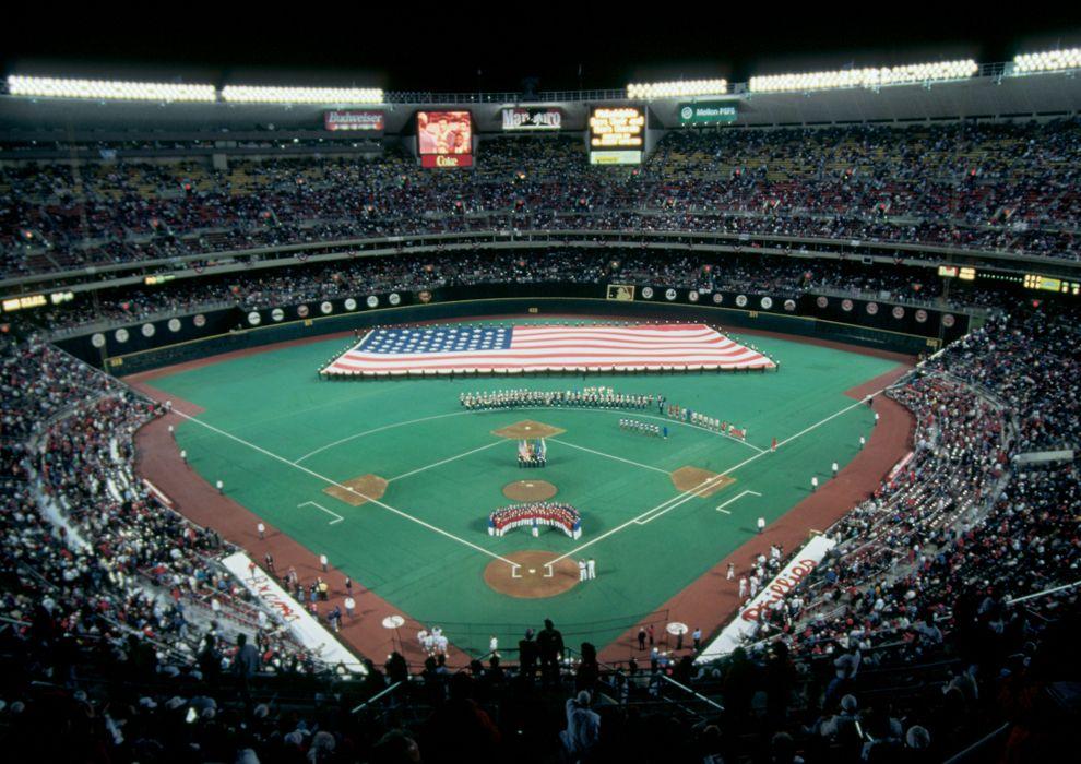 1993 nlcs at veterans stadium phillies won the series