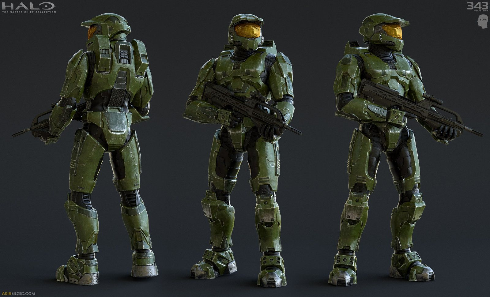 Halo Armor Render Google Search Halo Armor Halo 2 Halo